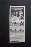 Vintage Ad: 1940 Bromo Seltzer With Ben Hogan