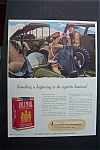 1941 Pall Mall Cigarettes W/a Soldier By John Falter