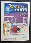 1993 Camel Special Lights Cigarettes
