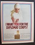 1967 Diplomat White Owl Cigars