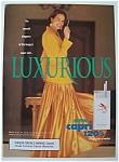 1992 Capri 120's Cigarettes