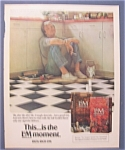 1972 L & M Cigarettes
