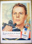 1959 Viceroy Cigarettes With A Man Smoking A Cigarette