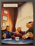 1997 Camel Cigarettes With Camel Joe