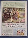 1946 Camel Cigarettes