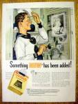 Vintage Ad: 1941 Old Gold Cigarettes