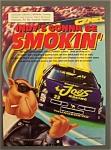 1994 Camel Cigarettes W/joe The Camel At Race Track
