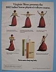 Vintage Ad: 1976 Virginia Slims Cigarettes