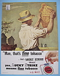 Vintage Ad: 1944 Lucky Strike Cigarettes