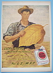 Vintage Ad: 1946 Lucky Strike Cigarettes