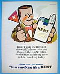 Vintage Ad: 1966 Kent Cigarettes