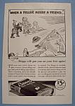 Vintage Ad: 1937 Briggs Pipe Mixture