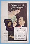 Vintage Ad: 1932 Granger Pipe Tobacco