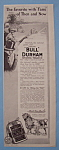 Vintage Ad: 1912 Bull Durham Smoking Tobacco