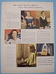 Vintage Ad: 1935 Camel Cigarettes
