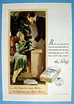 Vintage Ad: 1933 Chestefield Cigarettes