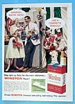 Vintage Ad: 1957 Winston Cigarettes
