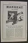 1925 Sargent Planes