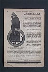 Vintage Ad: 1923 National Collapsible Rim