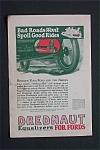 Vintage Ad: 1923 Drednaut Equalizers For Fords