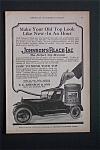 Vintage Ad: 1923 Johnson's Black Lac