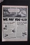 Vintage Ad: 1954 Simoniz Liquid Kleener