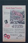 Vintage Ad: 1954 Ac Oil Filters
