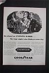 Vintage Ad: 1943 Goodyear Chemigum