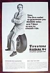 Vintage Ad: 1972 Firestone Radial V-1