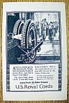 1924 U.s. Royal Cords Tires