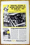 1935 Goodrich Safety Silvertown Tire With Frank Frisch