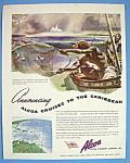 Vintage Ad: 1947 Alcoa Steamship Company