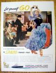 Vintage Ad: 1956 American Export Lines