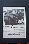 1943 Association Of American Railroads W/ Forward March