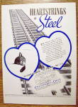 1937 Chesapeake & Ohio Lines With Heartstrings Of Steel