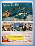 Vintage Ad: 1946 New York Central
