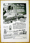 1946 Lionel Trains