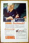 1948 Lionel Trains