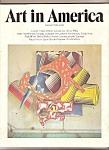 Art In American - February 1985