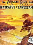 Walter Foster Art Book- Seascapes & Landscapes - # 18