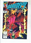 Daredevil Comic - # 279 April 1990