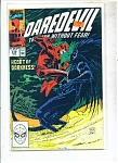 Daredevil Comic - # 278 March 1990
