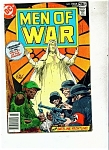 Men Of War Comic - # 5 March 1978- Dc Comics