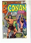 Conan Comics = # 93 December 1978