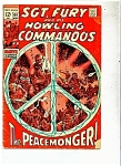 Sgt. Fury & His Howling Commandoes - # 64 March 1969