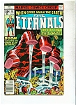 The Eternals Comic -# 10 April 1977