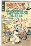 Popeye - King Comics - 1972