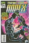 Annex - Marvel Comics - # 3 Oct. 1994
