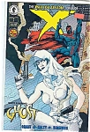X - Dark Horse Comics -# 8 - Oct. 1994