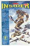 Insider = Dark Horse Comics - # 17 May 1993